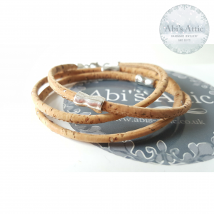 Ladies Portuguese Cork Bracelet