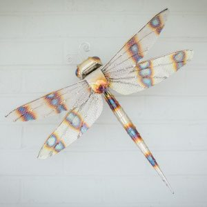 Dragon fly sculpture
