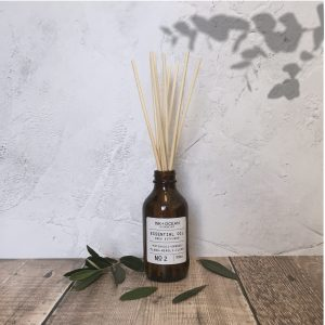 aromatherapy essential oil reed diffuser