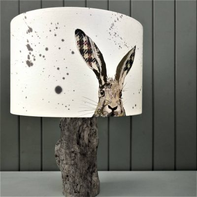 Lampshade - Cloth Eared Hare